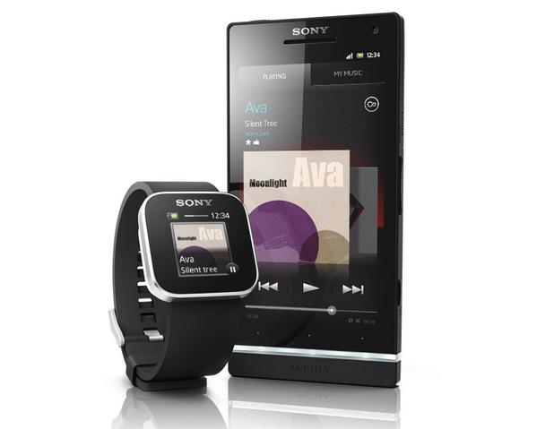 SmartWatch е особено подходящ за всички актуални Xperia модели на Sony