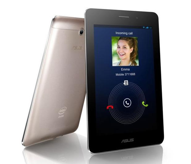 Asus оценява своя Fonepad като най-иновативното устройство на разширяващия се пазар на 3G таблети с функции на телефон