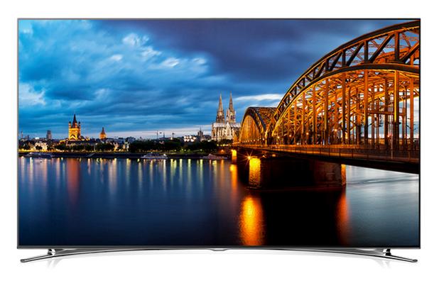 Новият смарт телевизор F8000 идва с по-елегантен, минималистичен дизайн